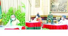 জলবায়ু পরিবর্তন ও করোনা মোকাবেলায় কর্মপরিকল্পনার আহ্বান