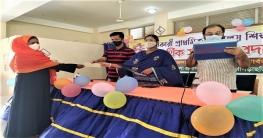 মাটিরাঙ্গায় ৪৮ শিক্ষককে জেলা প্রশাসনের আর্থিক সহায়তা প্রদান