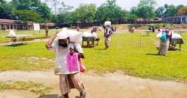 মাটিরাঙ্গায় অসহায়দের জন্য সেনাবাহিনীর '১ মিনিটের ঈদ বাজার'