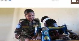 বাংলাদেশি সেনাদের সহায়তায় স্বাবলম্বী হচ্ছে দক্ষিণ সুদানের নারীরা