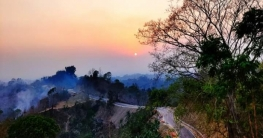 নান্দনিক মহালছড়ি-জালিয়াপাড়া সড়ক, ভূমি দখলের নৈপুণ্যে ইউপিডিএফ!