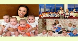 ২৩ বছর বয়সে ১১ সন্তানের মা, ইচ্ছা ১০৫ সন্তানের!