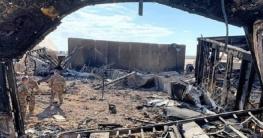 ইরানি ক্ষেপণাস্ত্র অত্যন্ত নিখুঁত: মার্কিন কমান্ডার