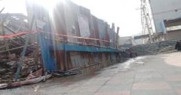 চট্টগ্রামে নির্মাণাধীন ভবনের ছাদ ধসে ২ শ্রমিক আহত