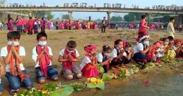 খাগড়াছড়িতে বৈসু, সাংগ্রাই ও বিঝু উৎসব শুরু: নেই স্বাস্থ্য বিধি