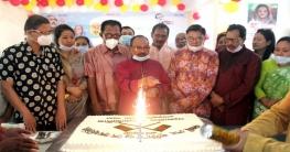 খাগড়াছড়িতে প্রধানমন্ত্রী শেখ হাসিনার ৭৪ তম জন্মদিন পালিত