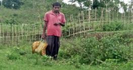 ভারতীয় এক মানসিক ভারসাম্যহীনকে ২য় বার বাংলাদেশে পুশ-ইনের চেষ্টা