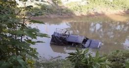 মাটিরাঙ্গায় গাড়ি উল্টে ২ বিজিবি সদস্য আহত