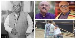 ৫৫ বছরের বন্ধুর বিদায়ে অশ্রুসিক্ত আবুল হায়াত